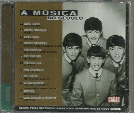 CD - Coleção A Música do Século CARAS - Volume 6 (Vários Artistas)