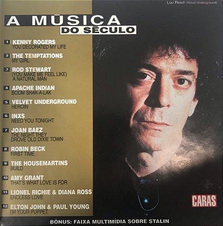 CD - Coleção A Música do Século CARAS - Volume 42 (Vários Artistas)