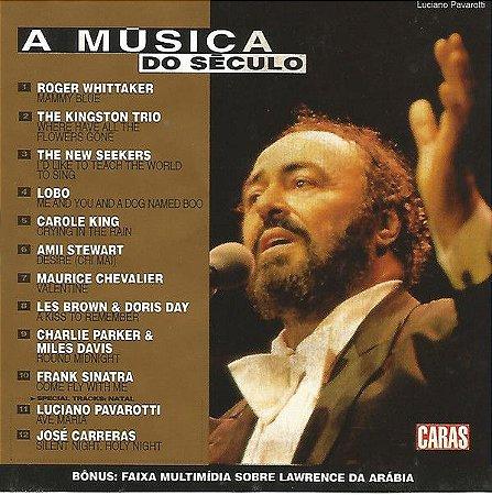 CD - Various - A Música do Século - Volume 50