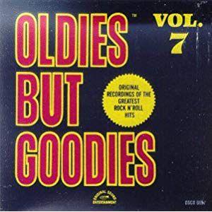 CD - Various – Oldies But Goodies Vol. 7 - IMP
