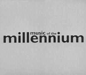 CD - Various – Music Of The Millennium - CD DUPLO