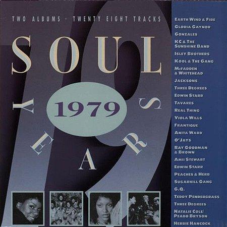 CD -  Various – Soul Years 1979  -  CD - DUPLO - IMP