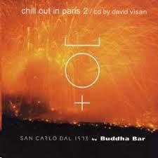 Various – Chill Out In Paris 2 / cd by David Visan (Digipack)