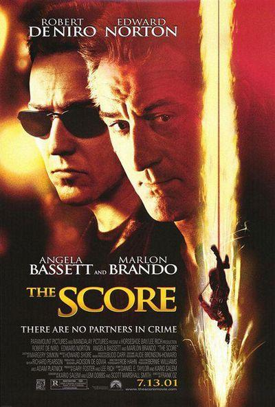 DVD - A Cartada Final (The Score)
