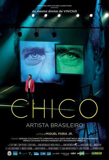 Blu-ray - Chico - Artista Brasileiro