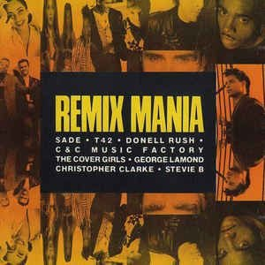 CD - Various - Remix Mania 3