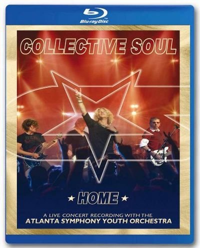 Blu-ray - Collective Soul: Home with Atlanta Symphony Youth Orchestra