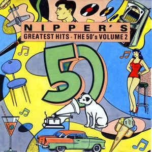 CD - Various - Nipper's Greatest Hits The '50s Volume 1 IMP