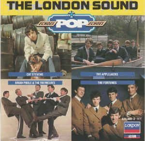 CD - Various - The London Sound - IMP