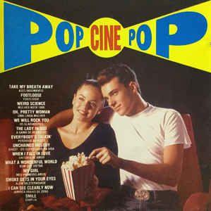 CD - Pop Cine Pop (Vários Artistas)