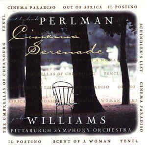 CD - Itzhak Perlman – Cinema Serenade