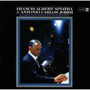CD - Frank Sinatra - Francis Albert Sinatra & Antonio Carlos Jobim (sem contracapa)
