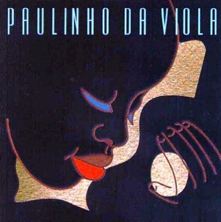 CD - PAULINHO DA VIOLA - Bebadosamba