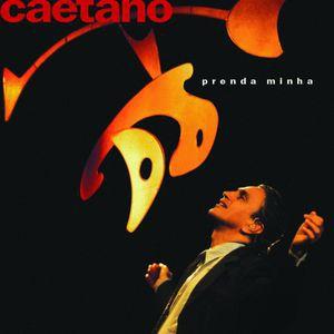 CD - Caetano Veloso – Prenda Minha (ao vivo)