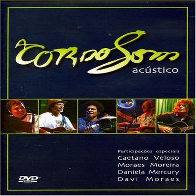 DVD - A Cor do Som - Acústico