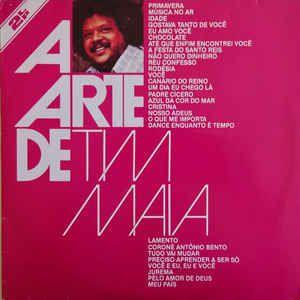 CD - Tim Maia - A Arte de Tim Maia
