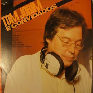 CD - Antônio Carlos  Jobim - Tom Jobim E Convidados