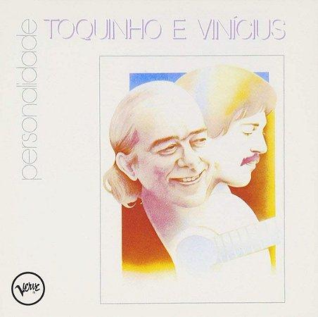 CD - Toquinho e Vinícius (Coleção Personalidade)