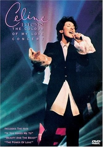 Celine Dion - The Colors of my Love Concert
