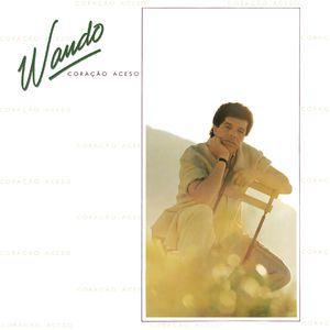 CD - Wando - Coração aceso