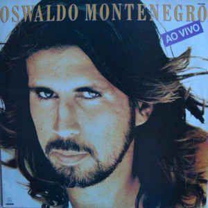 CD - Oswaldo Montenegro – Ao Vivo