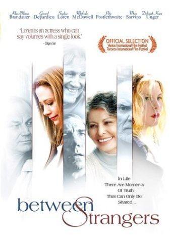 DVD - Desejo de Liberdade ( Between Strangers )