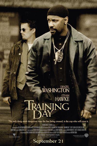 DVD - Dia de Treinamento ( Trainning Day )