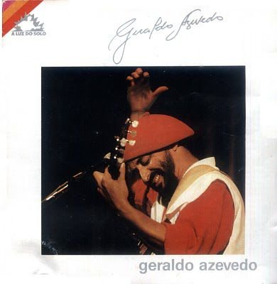CD - Geraldo Azevedo - A Luz Do Solo