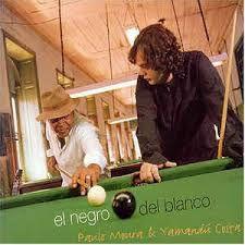 CD - Paulo Moura & Yamandú Costa - El Negro Del Blanco  (Digipack)