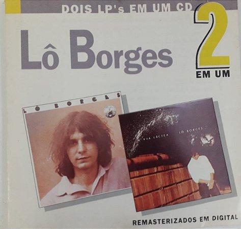 Lô Borges - Via Láctea e Nuvem Cigana (2 em 1)
