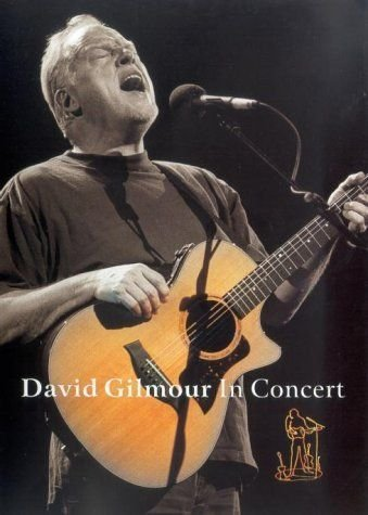 CD - DAVID GILMOUR IN CONCERT - IMP