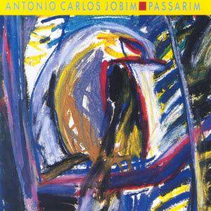 CD - Antônio Carlos Jobim - Passarim