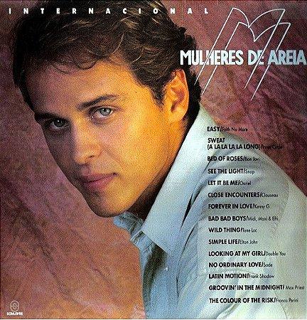 CD - Various - Mulheres De Areia Internacional
