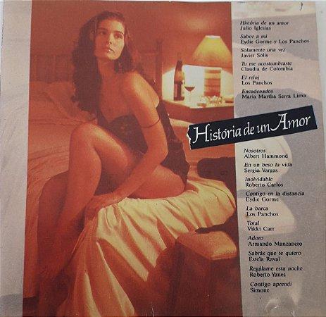 CD  - Various  - HISTORIA DE UN AMOR