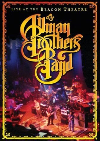 DVD - The Allman Brothers Band – Live At The Beacon Theatre