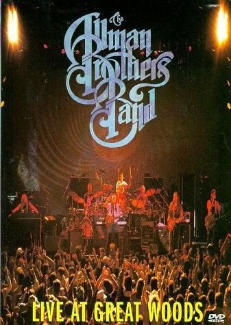 DVD - The Allman Brothers Band – Live At Great Woods