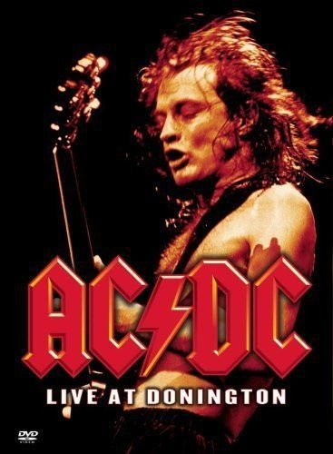 DVD - AC/DC: LIVE AT DONINGTON