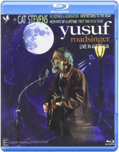 Cat Stevens - Yusuf – Roadsinger Live in Australia