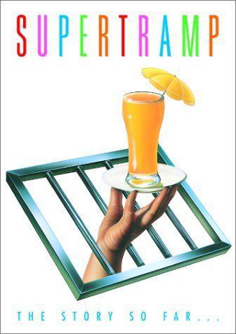DVD -  SUPERTRAMP: THE STORY SO FAR