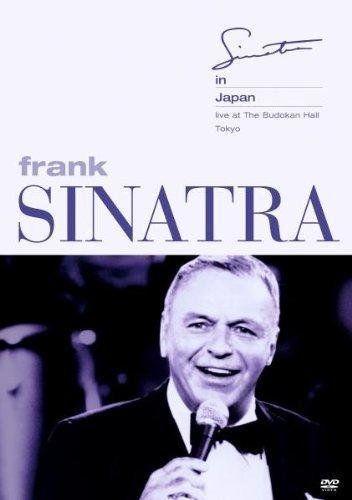 DVD -- FRANK SINATRA - LIVE IN JAPAN