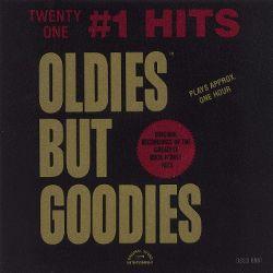 CD - Oldies But Goodies Twenty One #1 Hits - IMP (Vários Artistas)