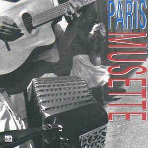 CD - Various - Paris Musette - IMP