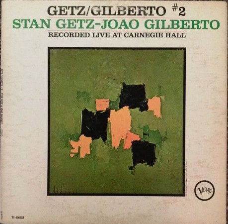 CD - Stan Getz – Joao Gilberto* – Getz / Gilberto #2 - IMP