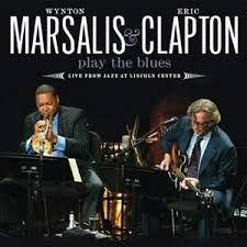 CD - Wynton Marsalis & Eric Clapton – Play The Blues - Live From Jazz At Lincoln Center