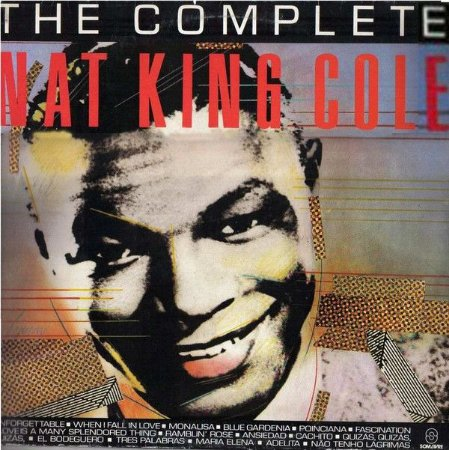 CD - Nat King Cole - The Complete Nat King Cole