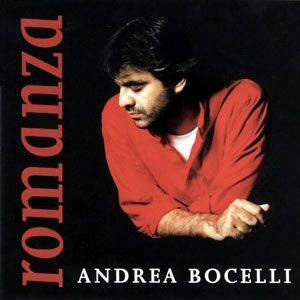 CD - Andrea Bocelli - Romanza