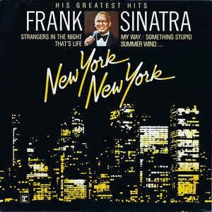 CD - Frank Sinatra - New York New York