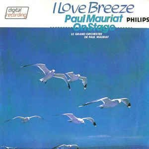 Paul Mauriat - On Stage I Love Breeze