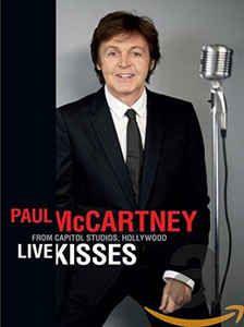 DVD - PAUL MCCARTNEY LIVE KISSES