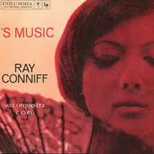 CD - Ray Conniff - 'S Music